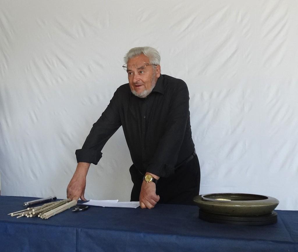 Marcel Vrignaud  a Venezia  18.05.15